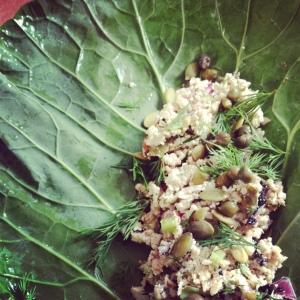'Save the Tuna' Salad Sandwich